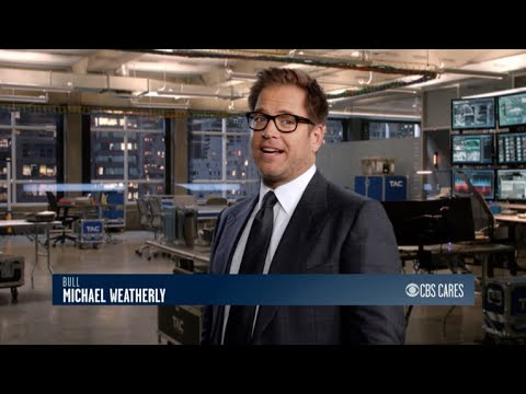 CBS Cares - Michael Weatherly on Designated Drivers