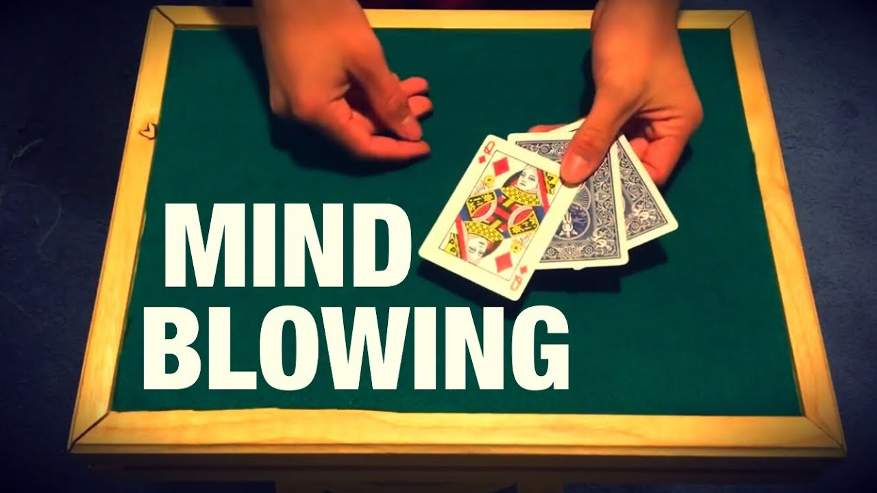 the most impossible card trick ever revealed  youtube