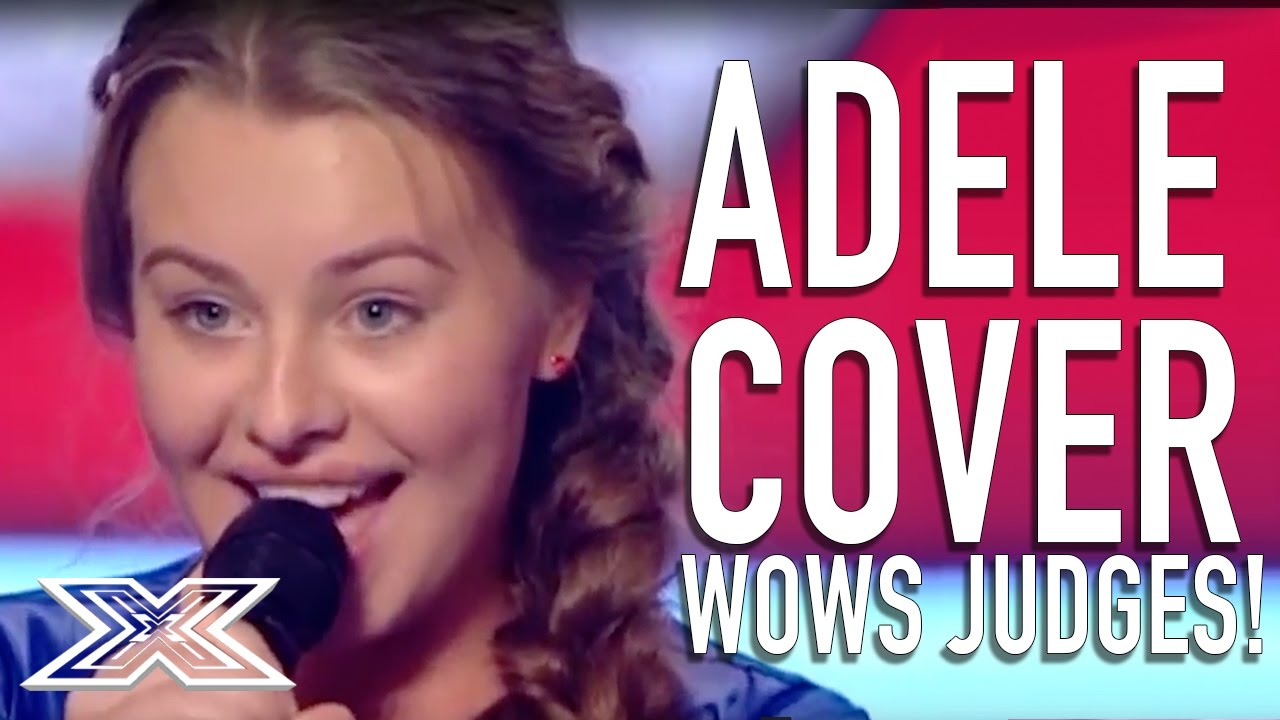 """Cover Of Adele's """"Set Fire To The Rain"""" WOWS Judges!"""