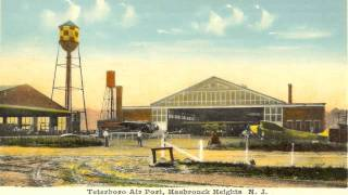 Greetings from Bergen County : Teterboro, New Jersey Vintage Postcard Collection