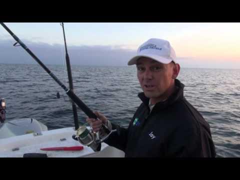 Charlie Micallef Marine Media Fishing Port Phillip Bay 2013