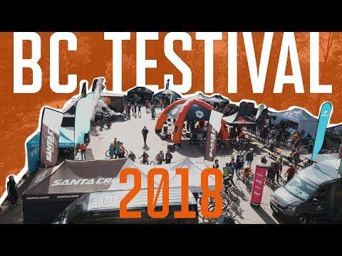 bc Testival | Santa Cruz | Focus | Yeti | Nicolai | Scott