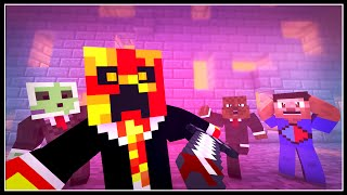 Minecraft MIKE MYERS ANIMATED! - Minecraft Animation (Funny Moments!)