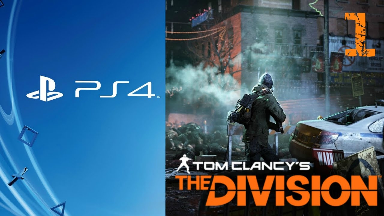 tom clancy 39 s the division ps4 1 youtube. Black Bedroom Furniture Sets. Home Design Ideas