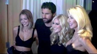 HEIDI MONTAG and BRODY JENNER reunite at party