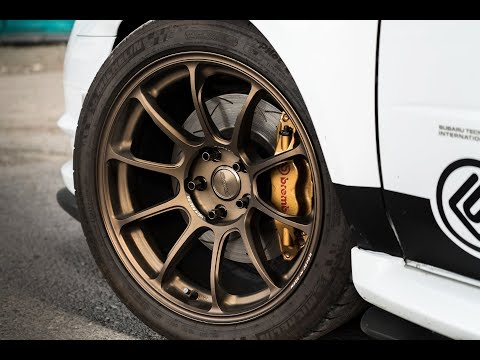Wheel Porn - Rays and Advan from Mackin Ind. at RallySport Direct