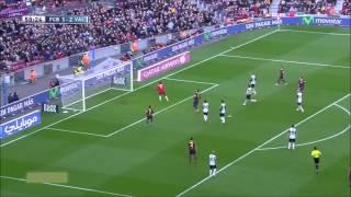 Ispaniya La Liga: Barcelona 2-3 Valensiya (01.02.2014)