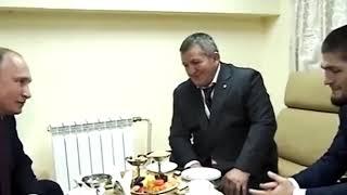 Хабиб совершил серьезную ошибку   Встреча с Путиным   Мейвезер и Пакьяо о бое Ма