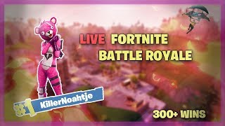 Fortnite: Battle Royale | Battlepass Giveaway | KillerNoahtje [PS4] [NL]