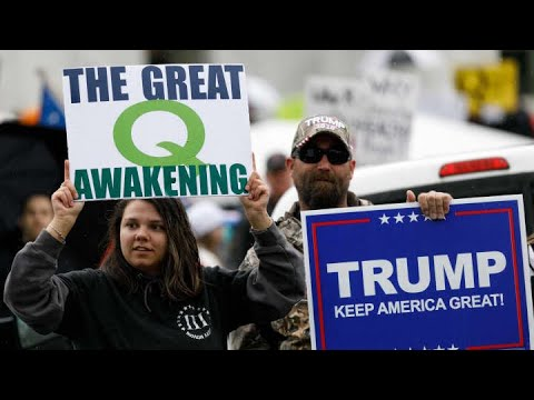 Twitter suspends QAnon supporters, including Michael Flynn and Sidney Powell