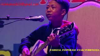 Farizal AIR MATAKU Cover Laoneis band menangis di Isra miraj