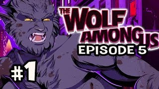 CHASE IS ON - The Wolf Among Us Episode 5 CRY WOLF Ep.1