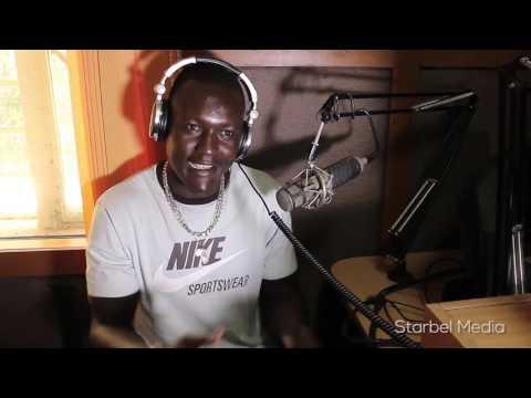 Fessy Mdhamini Radio Interview at Sahara FM 94 3 Side A (6th May, 2016)