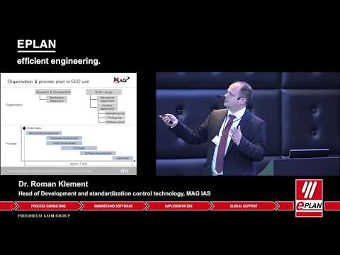 Dr. Roman Klement at the EEC Forum 2017