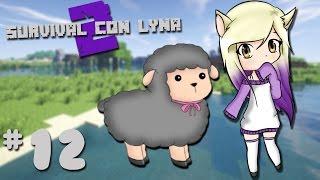 ¡Mis nuevas mascotas, las ovejas! | Survival con Lyna 2 | Ep. 12