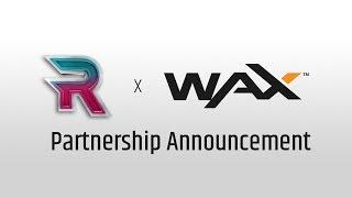 RTFKT x WAX Partnership announcement at E3 2019