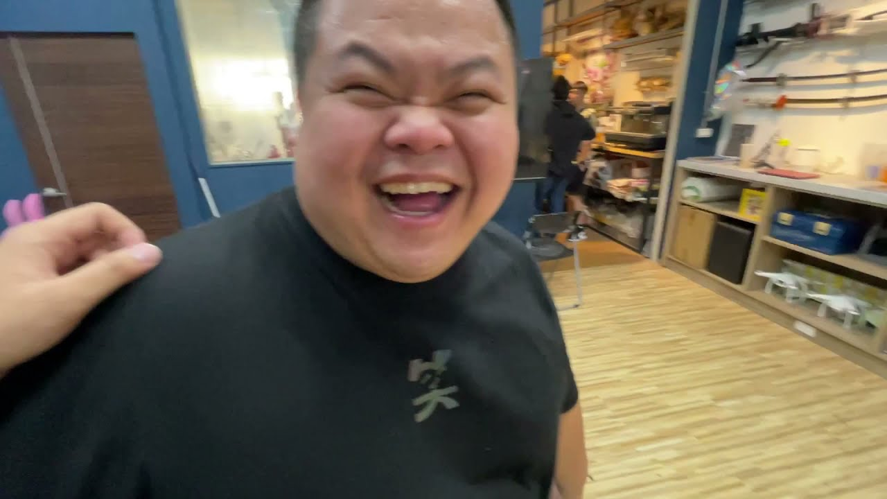 【第三屆大雅烤肉】蛇丸為了Darlinna衝來台中嗎!!!!!!!!