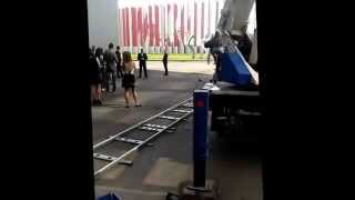 Съемка клипа Димы Билана 30 июля 2013 (часть 2)