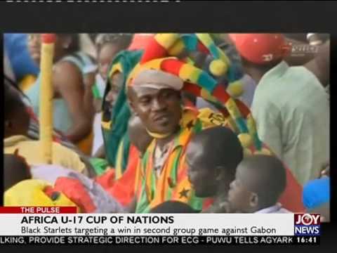 Africa U-17 -  The Pulse Sports on JoyNews (17-5-17)