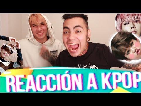 REACCIONADO AL K-POP - ¿LO ODIAMOS? NICOLAS ARRIETA FT SANTIAGO PARADA