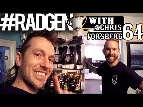 What Makes You Drift: CHRIS FORSBERG