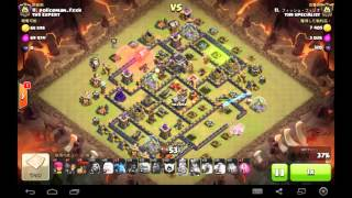 intrasquad game of TH9 SP & EX Queen Walk and 1 Golem Hybrid @フィッシュ・フィレオさん