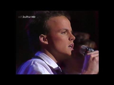 Hubert Kah - Wenn Der Mond Die Sonne Berührt (ZDF-Hitparade 1984) *HD*
