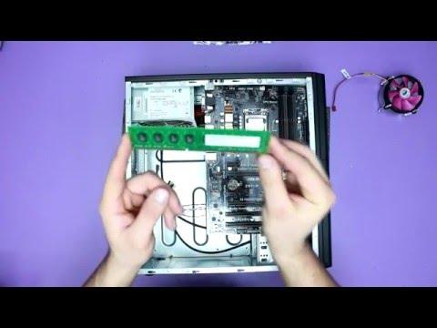 Большой тест компьютера Intel Core i5 4460 (32040)