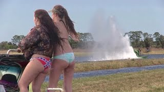 Southern Airboat Racing Redneck Yacht Club