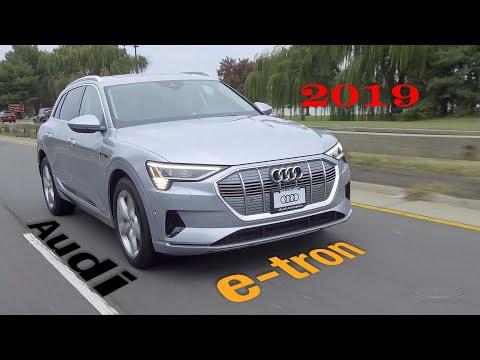 2019 Audi e-tron Test Drive & Review