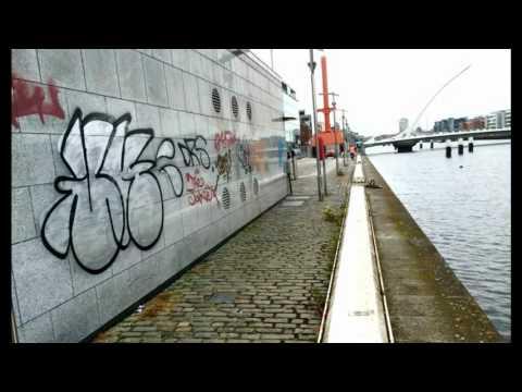 DUBLIN: GRAFF PATROL   Version 2 graffiti movie