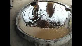 Gurr making in Punjab, Jaggery
