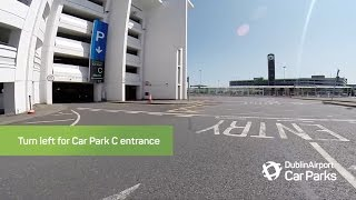 navigational video terminal 1 short term car park block a