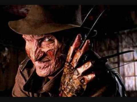 Nightmare on Elm Street theme
