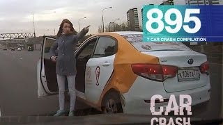 Car Crash Compilation 895 - May 2017