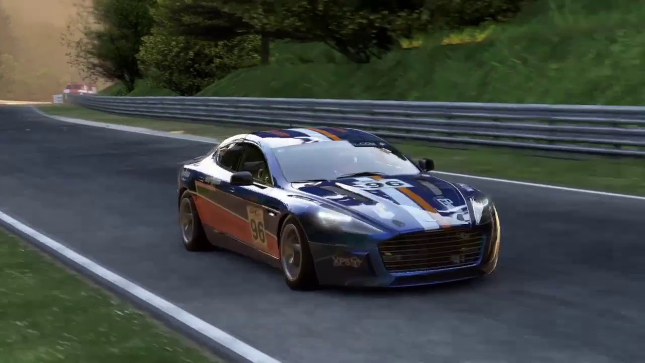 Project Cars Ps4 Aston Martin Rapide S Hydrogen Hybrid Nurburgring Nordscheife 08 28 667