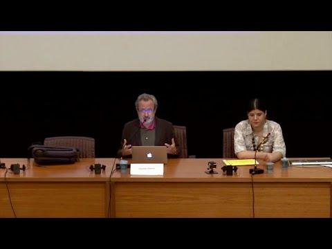 Comentários de Eduardo Viveiros de Castro e Juliana Fausto a entrevista de Donna Haraway