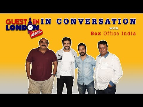 Guest Iin London | In Conversation | Kartik Aaryan | Box Office India