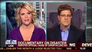 New Evidence on TWA Flight 800 Disaster Revealed in Documentary - Megyn Kelly Reports - 6/19/13