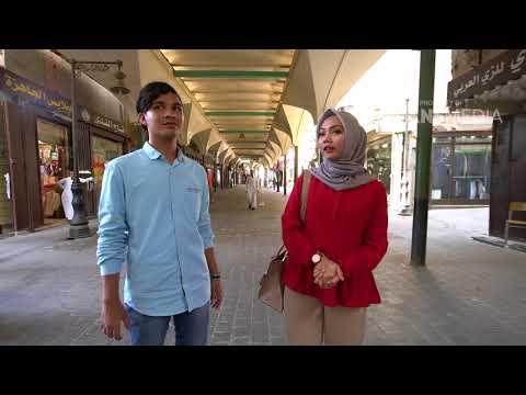 COMEDY TRAVELER - Kota Kornis ,Arab Yang Ditinggal Tapi Tetap Instagramable! (19/11/17) Part 1