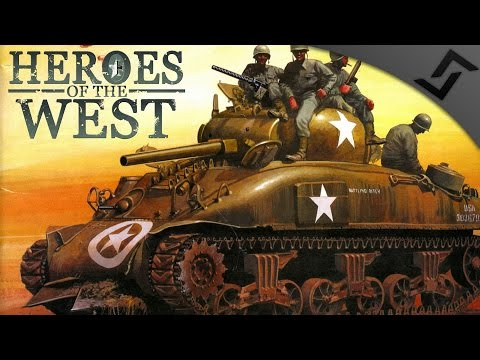 Sherman Tank Gunner Gameplay  Heroes of the West RO2 Westfront Mod