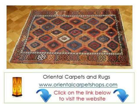 Basingstoke & Deane Gallery of antique carpets