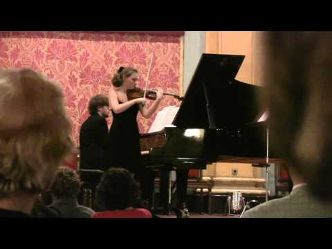 Szymanowski Nocturne & Tarantella - Ania Filochowska