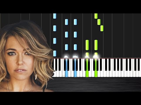 Rachel Platten - Fight Song - Piano Cover/Tutorial by PlutaX - Synthesia
