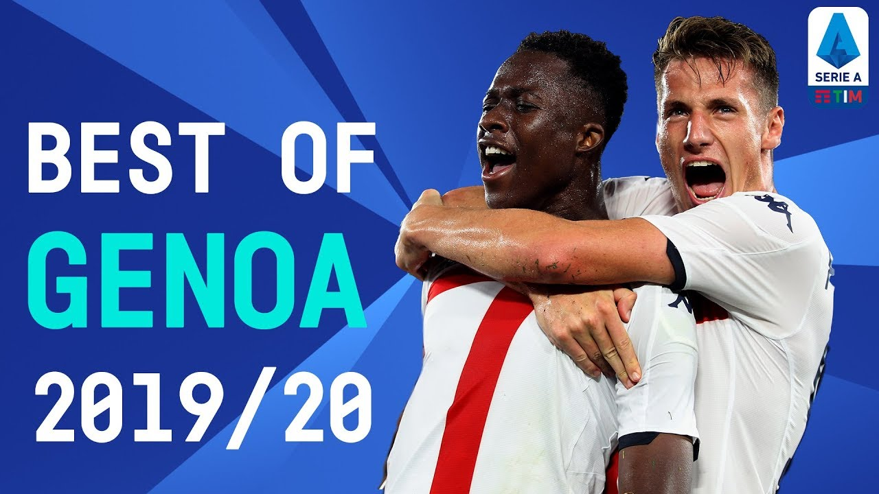 Best of Genoa | Pandev, Criscito, Pinamonti | 2019/20 | Serie A TIM