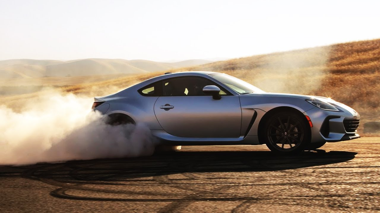 Download The 2022 Subaru BRZ Sports Car Revealed First Look  Drive video review.
