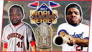 HISTORY MAKING WORLD SERIES REMATCH GETS VIOLENT! - MLB Slugfest 2006 Gameplay | #ThrowbackThursday