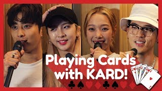 PLAYING CARDS WITH KARD! [DIA TV MONTHLY IDOL] Mp3