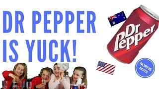 AUSTRALIAN KIDS TRY AMERICAN DRINKS || Sabre Norris & The Norris Nuts | Kid Surfer from theellenshow