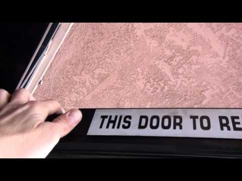 Replace An Internal Conceled Door Closer